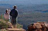 Met Crocodile Dundee op stap in de Blue Mountains, omgeving Sydney