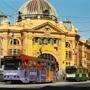 Melbourne bezienswaardigheden, hoofdstad Victoria