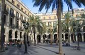 Het Plaça Reial, het mooiste plein van Barcelona