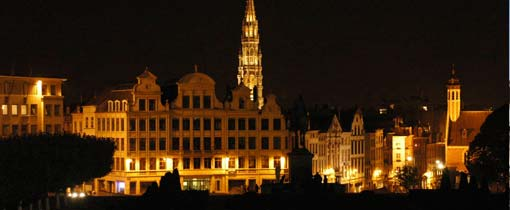 Lang weekend Brussel: stedenreis Belgie