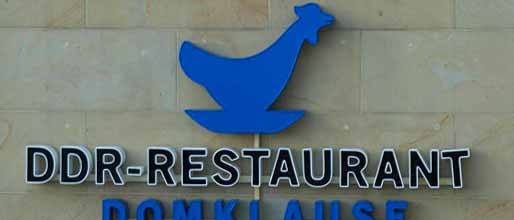 DDR Museum en restaurant