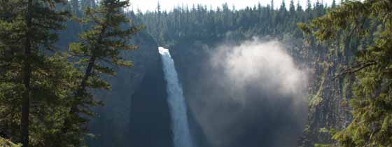 Wells Gray in British Columbia