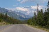 Provincie Alberta in West Canada