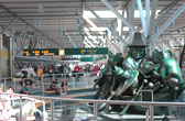 Het vliegveld van Vancouver