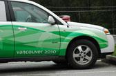 De Olympische Winterspelen van 2010 in Vancouver