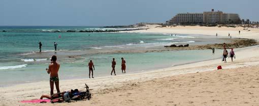 Genieten met de hele familie van zon, zee en strand op de Canarische eilanden