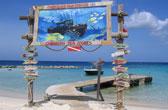 Het water rond Curacao is bezaaid met mooie snorkel- en duikspots