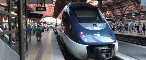 Vanuit Kopenhagen heb je een snelle treinverbinding naar Malmö in Zweden