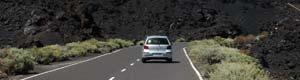 Auto huren op La Palma op de Canarische Eilanden