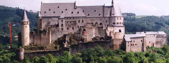 Vakantie luxemburg alle regio 39 s en bezienswaardigheden for Vakantie luxemburg