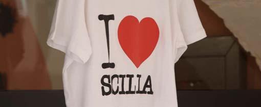 Souvenir van Sicilië