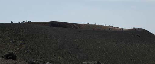 Etna vulkaan Sicilië