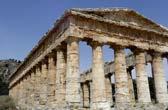 Griekse tempel bij Selinunte aan de Siciliaanse zuidkust