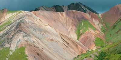 Denali National Park. Alaska op haar mooist