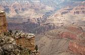 Grand Canyon National Park. De spectaculairste kloof van Noord Amerika