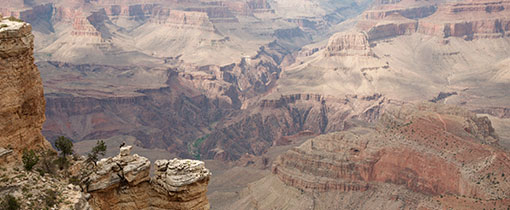 Grand Canyon National Park. De spectaculairste kloof van Noord Amerika