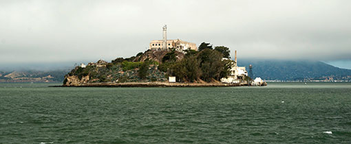Alcatraz. Welcome to The Rock