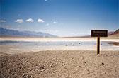 Death Valley NP. Bezienswaardigheden en routes