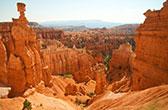 Bryce Canyon NP. Het land van de Hoodoos