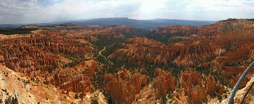 Het spectaculaire Bryce Canyon