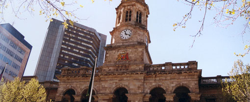 Adelaide. Bezienswaardigheden hoofdstad South Australia. Wijnhoofdstad van Australie