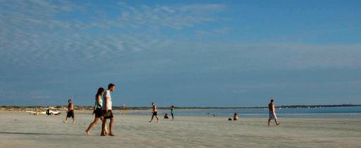Broome - op de rand van de tropen. Van parelvissersdorp tot strandparel