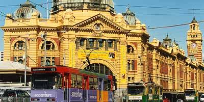 Melbourne bezienswaardigheden. De tweede stad van Australie