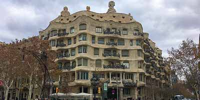 Casa Milà. La Perdrera - De Steengroeve