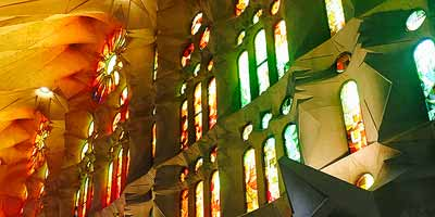 Sagrada Familia. Gaudi's hommage aan God
