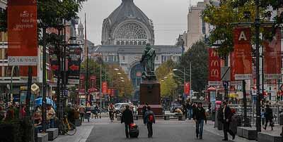 Lang weekend Antwerpen. Antwerpen, de gezelligste en leukste stad van België