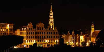 Lang weekend Brussel. Brussel, de hoofdstad van België én Europa