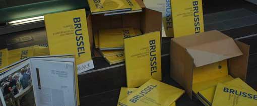Belgie reisgidsen en Vlaamse romans. Voor een uitgelezen vakantie