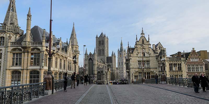 Lang weekend Gent: stedenreis Belgie. Een lang weekend naar historisch Gent