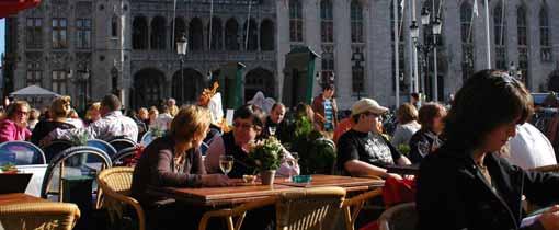 Lang weekend Belgie: vakantie net over de grens