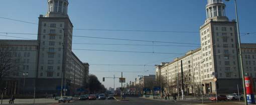 De wijken van Berlijn