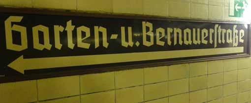 Bezienswaardigheden en bijzondere plekken langs de Berlijnse Muur. Op zoek naar sporen van de Duitse tweedeling