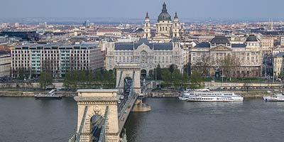 Boedapest stedentrip Hongarije