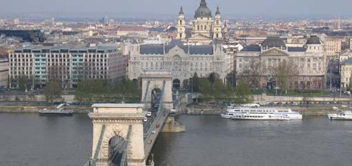 Boedapest, de fraaie hoofdstad van Hongarije