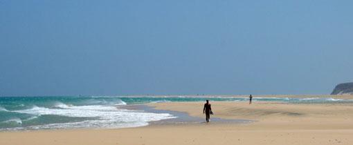 Strand & zon: vakantie!