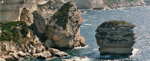 Zuidkust Corsica. Leuke plaatsen en bezienswaardigheden zuidkust Corsica