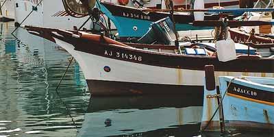 Corsica westkust. Leuke plaatsen en bezienswaardigheden