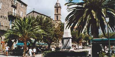 Corsica bezienswaardigheden. Mooiste steden en dorpen