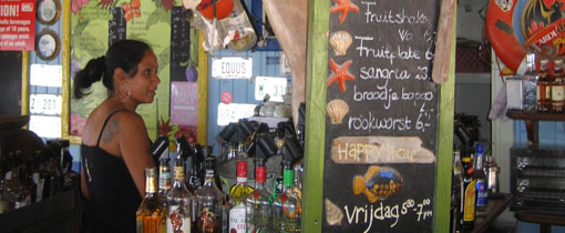 Uitgaan op Curaçao in een van de vele trendy clubs