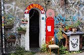 Vrijstaat Christiania Kopenhagen. Vrijheid en blijheid in Denemarken