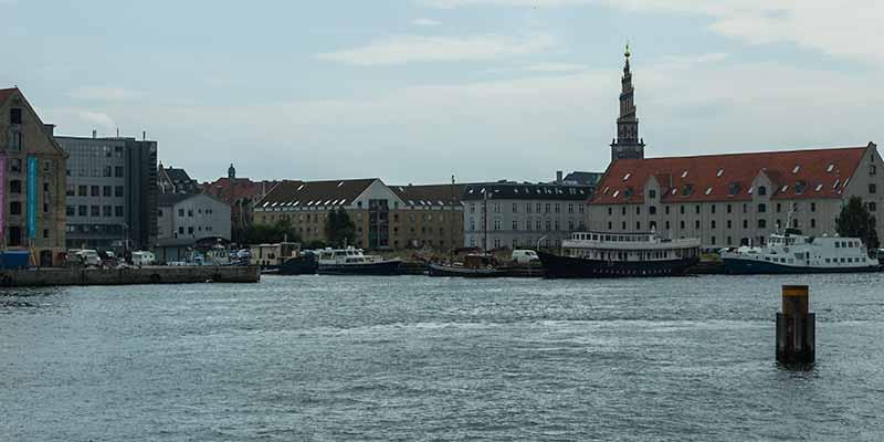 De Inderhavn van Kopenhagen