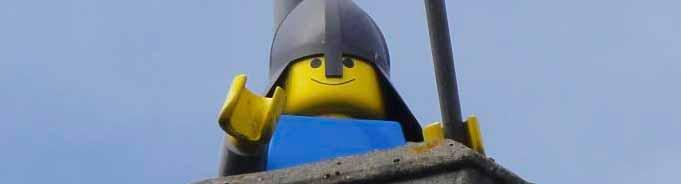Naast bouwwerken van Lego zijn er ook wildwaterbanen, achtbanen en andere attracties in Legoland