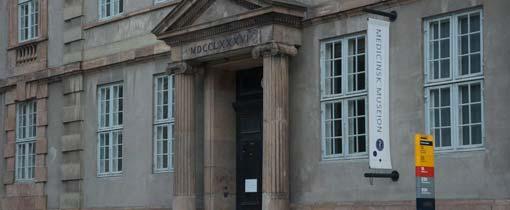 musea in Kopenhagen