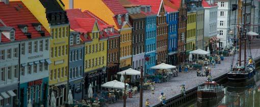 Denemarken vakantie