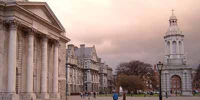 Dublin stedentrip Ierland