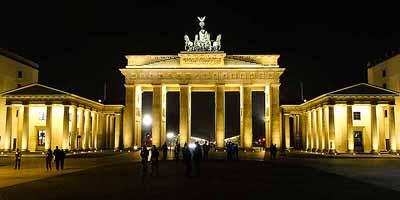Hoofdstad Berlijn. Smeltkroes van Oost en West